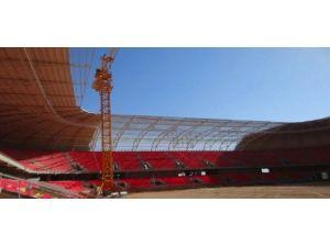 """""""Kerbela Stadı Tarihten İzler Taşıyacak"""""""