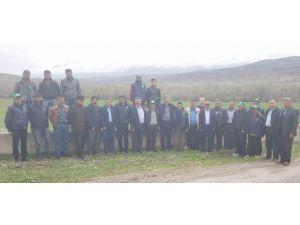 Özvatan, Develi Ve Tomarza'da Pancar Tarımına İlgi Artıyor