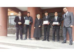İmam Hatip Liseleri Arası 40 Hadis Yarışması Yapıldı