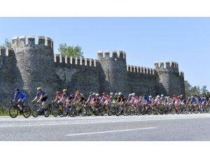 'Tour Of Mersin' Anamur'dan Başladı