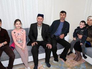 Ahıska Türkleri yeni konutlarına yerleşti