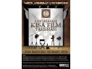 Liselerarası Kısa Film Yarışmasına İngilizce Eğitimi Ödülü