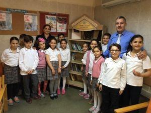 Ahmed Yesevi Kitaplıkları Okullarda Yerini Aldı