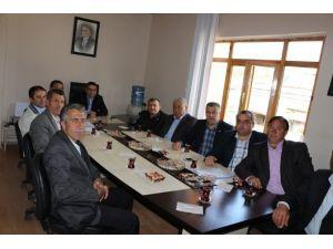 Pazarlar KHGB Meclis Toplantısı Yapıldı