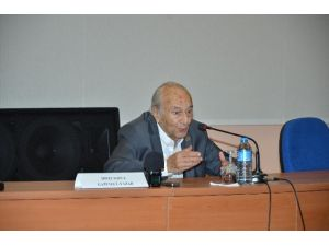 Mersin Üniversitesi'nde 'Kadının Statüsü' Konferansı