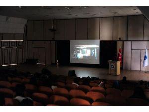 YYÜ tarafından kısa film festivali'nde ödül alan filmlerin gösterimi yapıldı