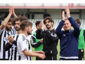 """Daşgün: """"Play-off'tan 1. Lig'e Çıkarız"""""""