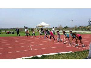Atletizm Küçükler Grup Yarışmaları Aydın'da Yapılacak