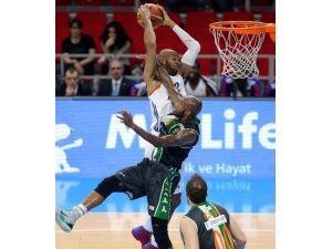 Spor Toto Basketbol Ligi'nde 26. Hafta Heyecanı