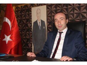 """MHP İl Başkanı Tekin: """"Bu Bir Bayrak Yarışı"""""""