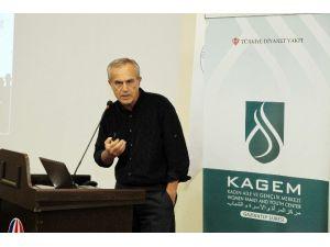 Ünlü Psikiyatrist Mustafa Merter Tdv Kagem Gaziantep Şubesinin Konuğu Oldu