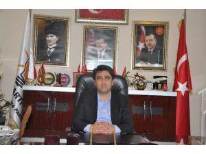 AK Parti'li Ercik, Kutlu Doğum Haftası'nı Kutladı