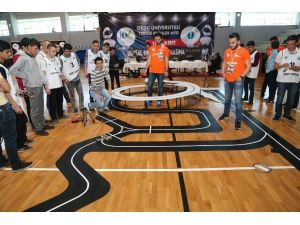 ODÜ 4. Geleneksel 1. Ulusal Robot Yarışması