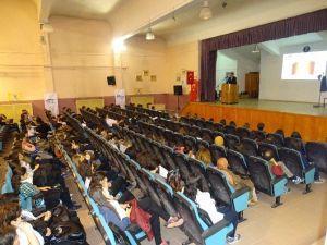 SGK'dan Lise Öğrencilerine Sosyal Güvenlik Eğitimi