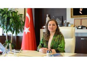 Rektör Şehitler Haftasını Kutladı