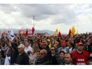 İzmir 1 Mayıs'ı Gündoğdu'da Kutlayacak