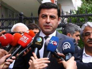 Demirtaş: CHP Ucuz Tuzağı İyi Hesap Etmeli