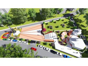 Uzun Mehmet Anıtı Projesi'ne başlandı