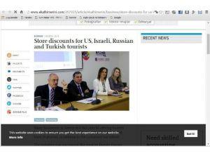 Yunanistan'da Türk Turistlere Tax Free İndirimi