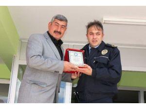Boğazlıyan Şehit Polis Mustafa Erdoğan Anaokulu Polisleri Unutmadı