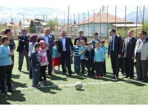 Seydişehir Belediyesi'nden Spor Sahası