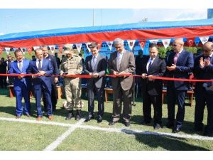 Şehit Savcının Adı Osmaniye'de Futbol Sahasına Verildi
