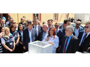 TARİŞ alanı referandumu başladı