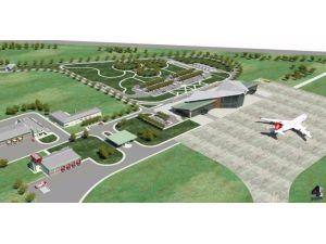 İşte Balıkesir'in Yeni Havaalanı