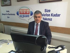 Ereğli'de Başkan Alo Belediyeye Cevap Veriyor