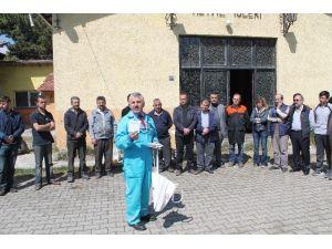 Tosya'da Kaynakçılık Kursu Sertifika Töreni