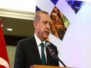 Erdoğan: İslam İşbirliği Teşkilatı'nın Kadın Kolları İçin Adım Atıyoruz