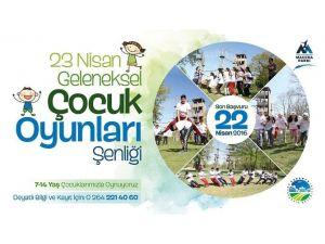 Macera Park 23 Nisan'a Hazırlanıyor