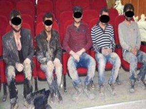 Cemil Bayık'ın Keskin Nişancısı 6 Adamıyla Teslim Oldu! Fotoğrafları Ortaya Çıktı