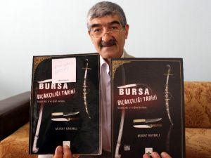 """""""Bursa Bıçakçılığı Tarihi"""" Kitabının Korsanını Bastılar"""