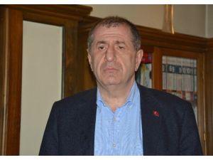 """MHP'li Özdağ: """"Genel Merkezin Müdahale Hakkı Yok"""""""