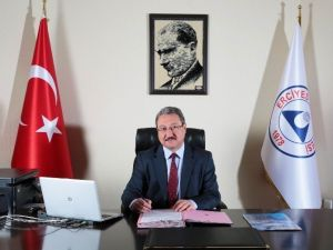 Erciyes Üniversitesi Rektörü Prof. Dr. Muhammet Güven: