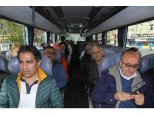 Gazeteciler Çanakkale'ye Gitti