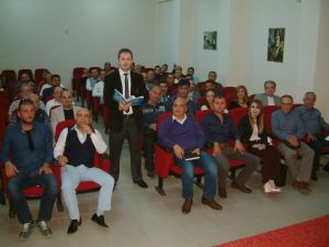 Yoğun talep üzerine Manavgat'ta emlak danışmanlığı kursu açıldı