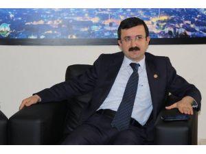 """AK Parti'li Göçer'den """"Turhal Şeker Fabrikası"""" Açıklaması"""