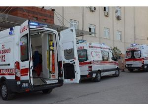 Eskişehir'de 30 İşçi Yemekten Zehirlendi