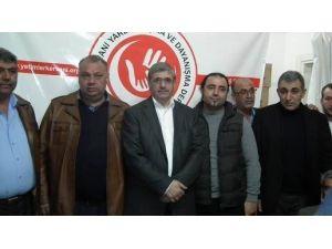 Malatya Yetimler Kervanı Yardımlaşma Ve Dayanışma Derneği Başkanı İhsan Çolak: