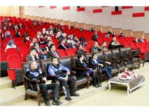 Ağrı'da 'Madde Bağımlılığı Ve Uyuşturucuyla Mücadele Stratejik Eylem Planı' Konferansı