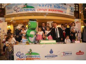 2. İstanbul Çocuk Maratonu Başlıyor