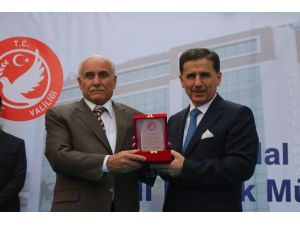 İskenderun Mal Müdürlüğü Ve Milli Emlak Müdürlüğü Yeni Hizmet Binası Açıldı