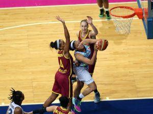 Kadınlar Euroleague'de finalin adı: Nadezhda Orenburg – UMMC Ekaterinburg