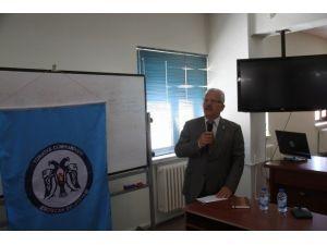 Erzincan Belediyesi Personel Eğitimlerine Devam Ediyor