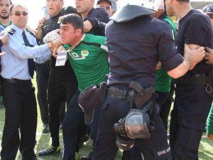 Çine Madran'a Ceza Yağdı