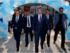 ÇOMÜ Personel Sosyal Tesislerinin Temel Atma Töreni Yapıldı