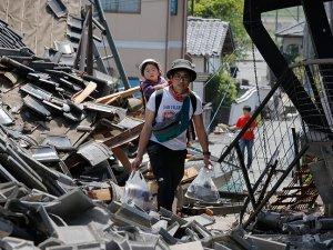Japonya'daki depremde ölü sayısı 19'a yükseldi