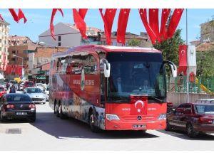 Sungurlu Belediyesi Araç Filosunu Güçlendirdi